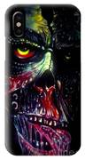 Colored Decay IPhone Case