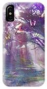 Colored Forest IPhone Case