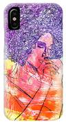Colored Woman IPhone Case