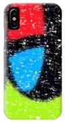 Colorful Abstract 5 IPhone Case