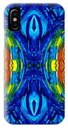 Colorful Abstract Art - Parallels - By Sharon Cummings  IPhone Case