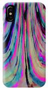 Colorful Abstract W IPhone Case