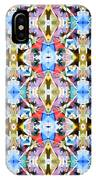 Colorful Angles Pattern IPhone Case