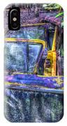 Colorful Antique Car 1 IPhone Case