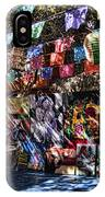 Colorful Art Store In Mexico IPhone Case