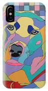 Colorful Dog Bear IPhone Case