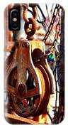 Colorful Boat Pully IPhone Case