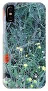 Colorful Bouquet IPhone Case