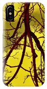 Colorful Branches IPhone X Case