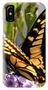 Colorful Butterfly Square IPhone Case