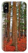 Colorful Carolina Forest IPhone Case