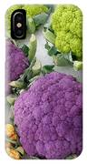 Colorful Cauliflower IPhone Case