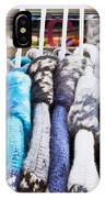 Colorful Coats IPhone Case