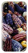 Colorful Corn IPhone Case