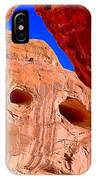 Colorful Corona Rocks IPhone Case