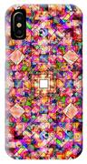 Colorful Digital Abstract IPhone Case