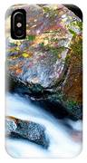 Colorful Energy IPhone Case