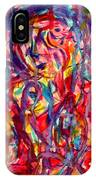 Colorful Expression-6 IPhone Case