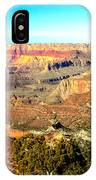 Colorful Grand Canyon IPhone Case