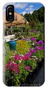 Colorful Greenhouse IPhone Case