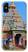 Colorful Hindu Temple IPhone Case