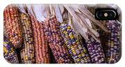 Colorful Indian Corn IPhone X Case