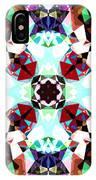 Colorful Kaleidoscope Creation IPhone Case
