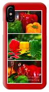 Colorful Kitchen Collage IPhone Case