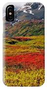 Colorful Land - Alaska IPhone Case