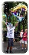 Colorful Large Bubbles IPhone Case