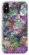 Colorful Lines Abstract IPhone Case