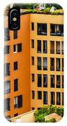 Colorful Living In Monaco IPhone Case