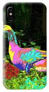 Colorful Lucy Goosey IPhone Case