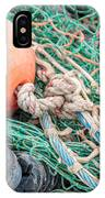 Colorful Nautical Rope IPhone Case