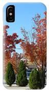 Colorful Ohio Trees IPhone Case