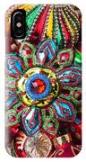 Colorful Ornaments IPhone Case