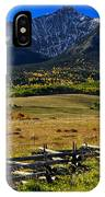 Colorful Ranch IPhone Case