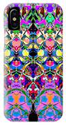 Colorful Symmetrical Abstract IPhone Case