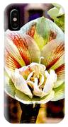 Colorful White IPhone Case