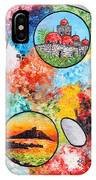 Colori Di Sicilia IPhone Case