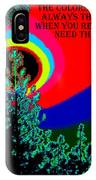 Colors Are There IPhone Case