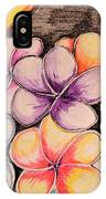 Colors Bloom IPhone X Case