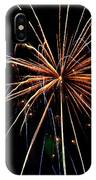 Colors Bursting IPhone Case