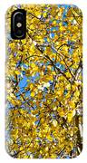 Colors Of Autumn - Yellow - Featured 3 IPhone Case