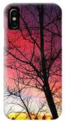 Colors Of Dusk IPhone Case