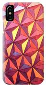 Colors Of Epcot IPhone Case