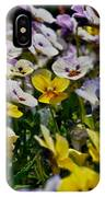 Colors Of Flower  IPhone Case