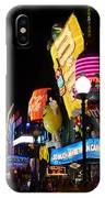 Colors Of Las Vegas IPhone Case