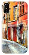 Colors Of Lyon 3 IPhone Case