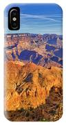 Colors Of The Canyon IPhone Case